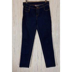 Zara TRF Core Denim Skinny Jeans